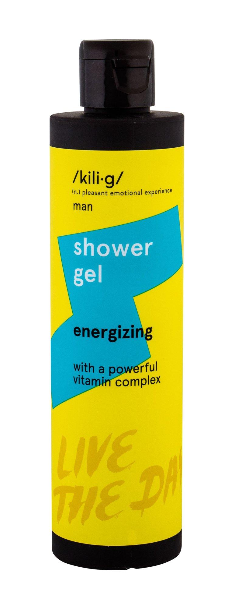 kili·g man Shower Gel 250ml