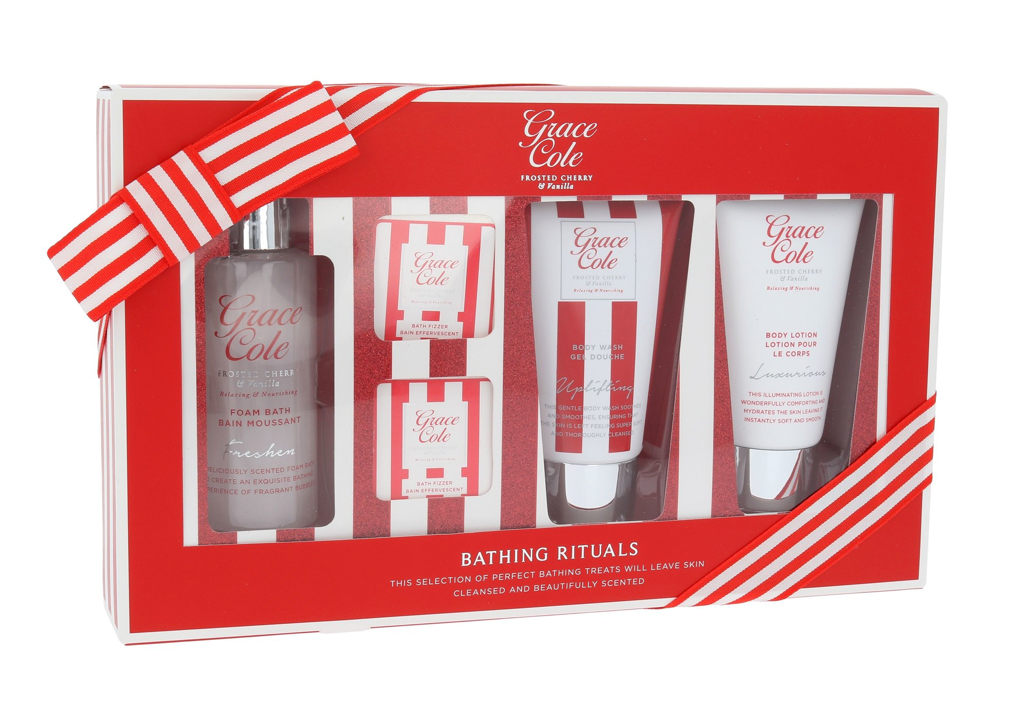 Grace Cole Frosted Cherry & Vanilla Cosmetic 100ml
