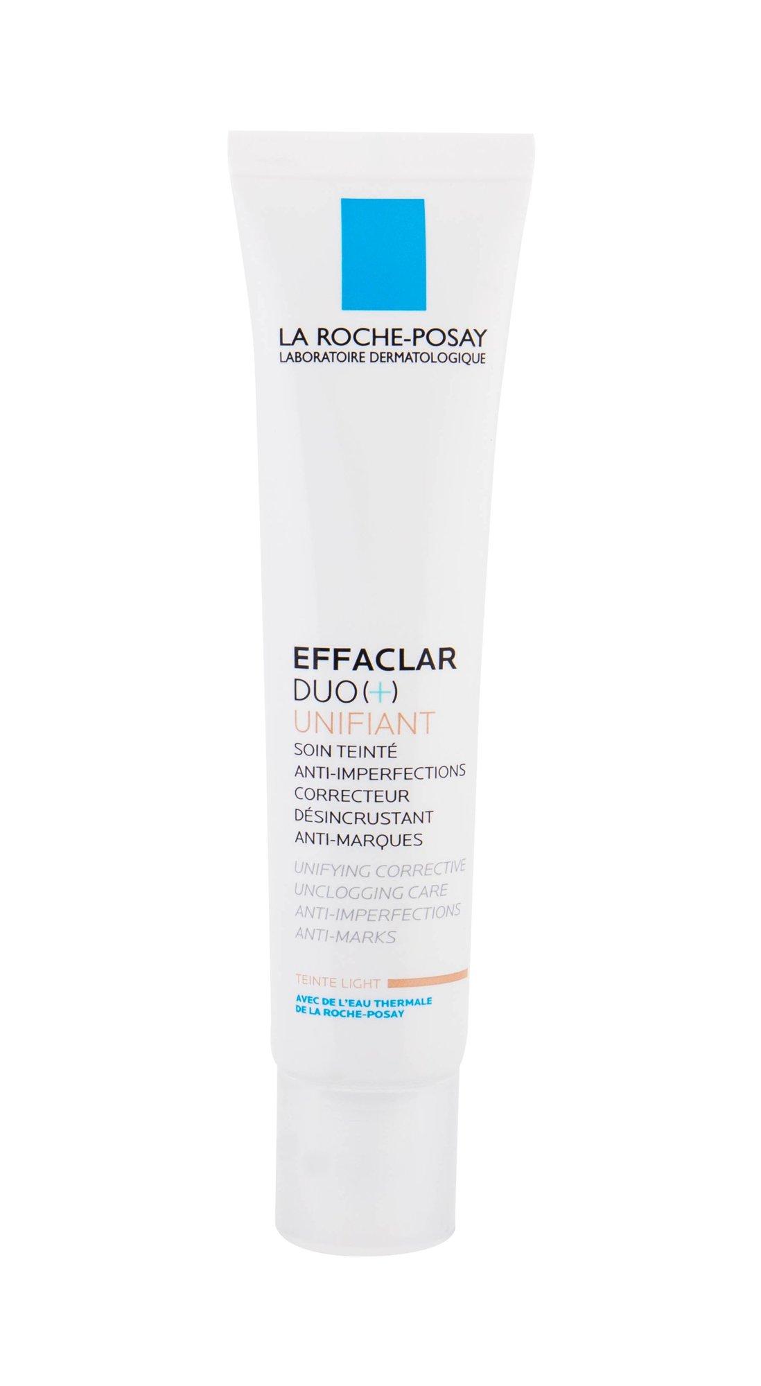 La Roche-Posay Effaclar Corrector 40ml Light Duo (+)