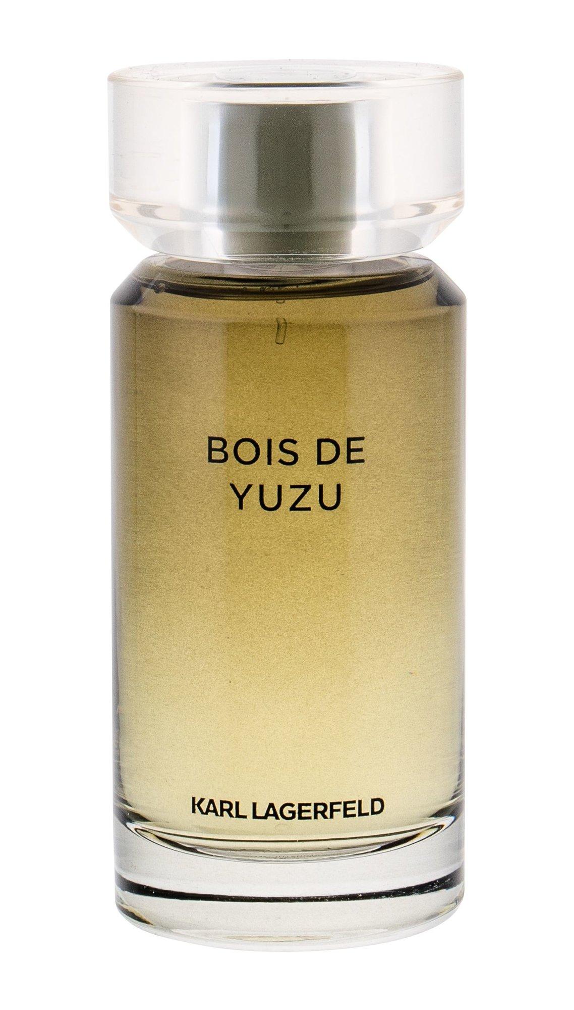 Karl Lagerfeld Les Parfums Matieres Eau de Toilette 100ml