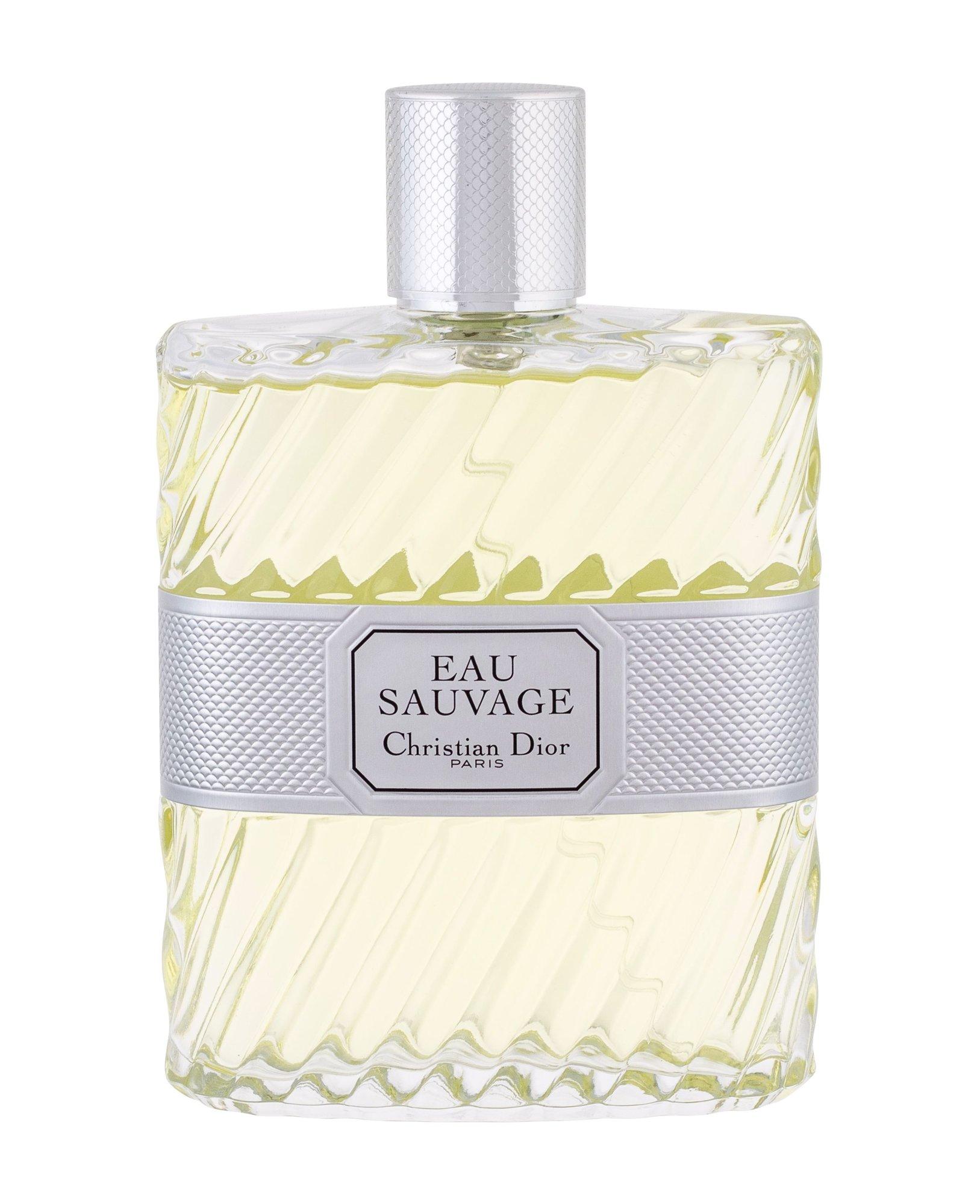 Christian Dior Eau Sauvage Eau de Toilette 200ml