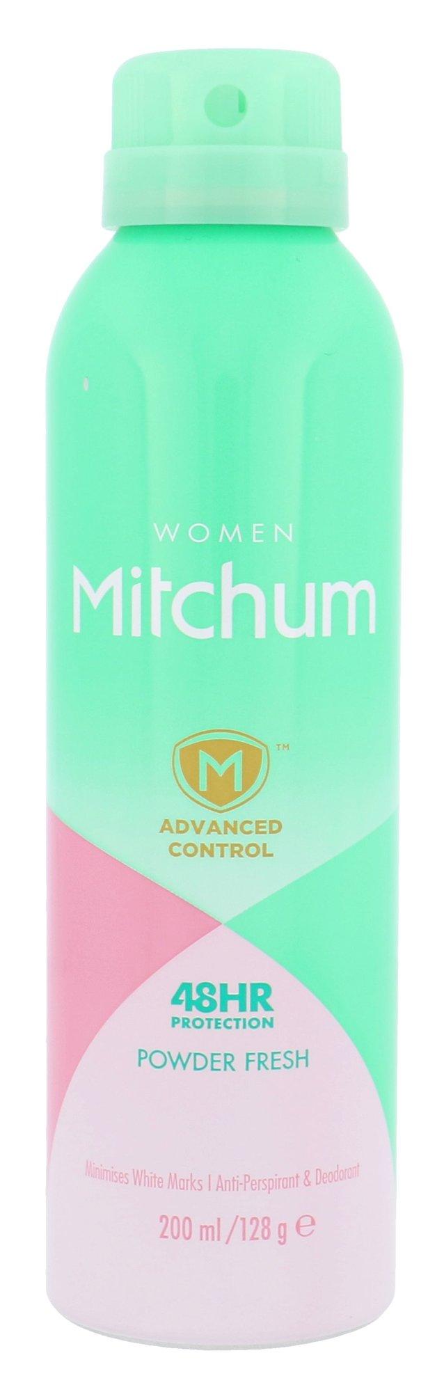 Mitchum Advanced Control Cosmetic 200ml  Powder Fresh