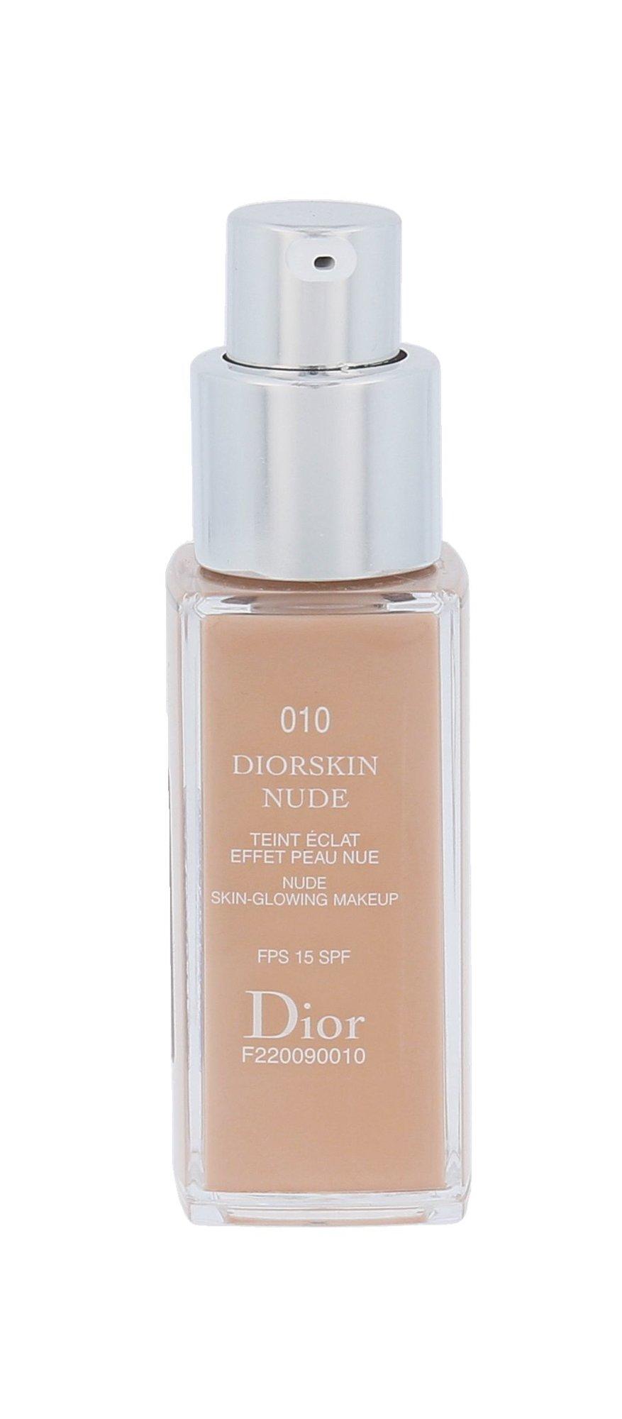 Christian Dior Diorskin Nude Cosmetic 20ml 010 Ivory