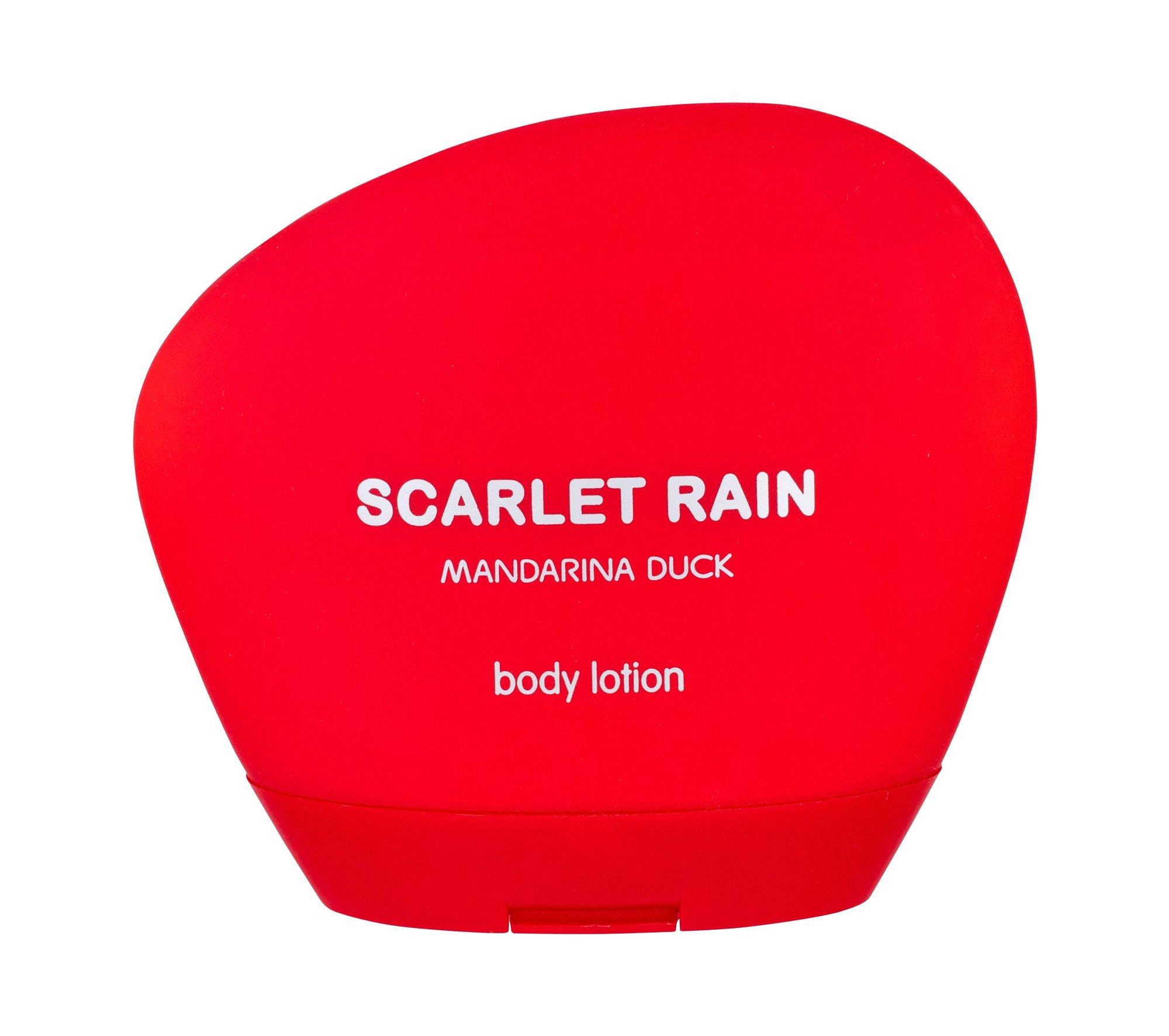 Mandarina Duck Scarlet Rain Body lotion 150ml