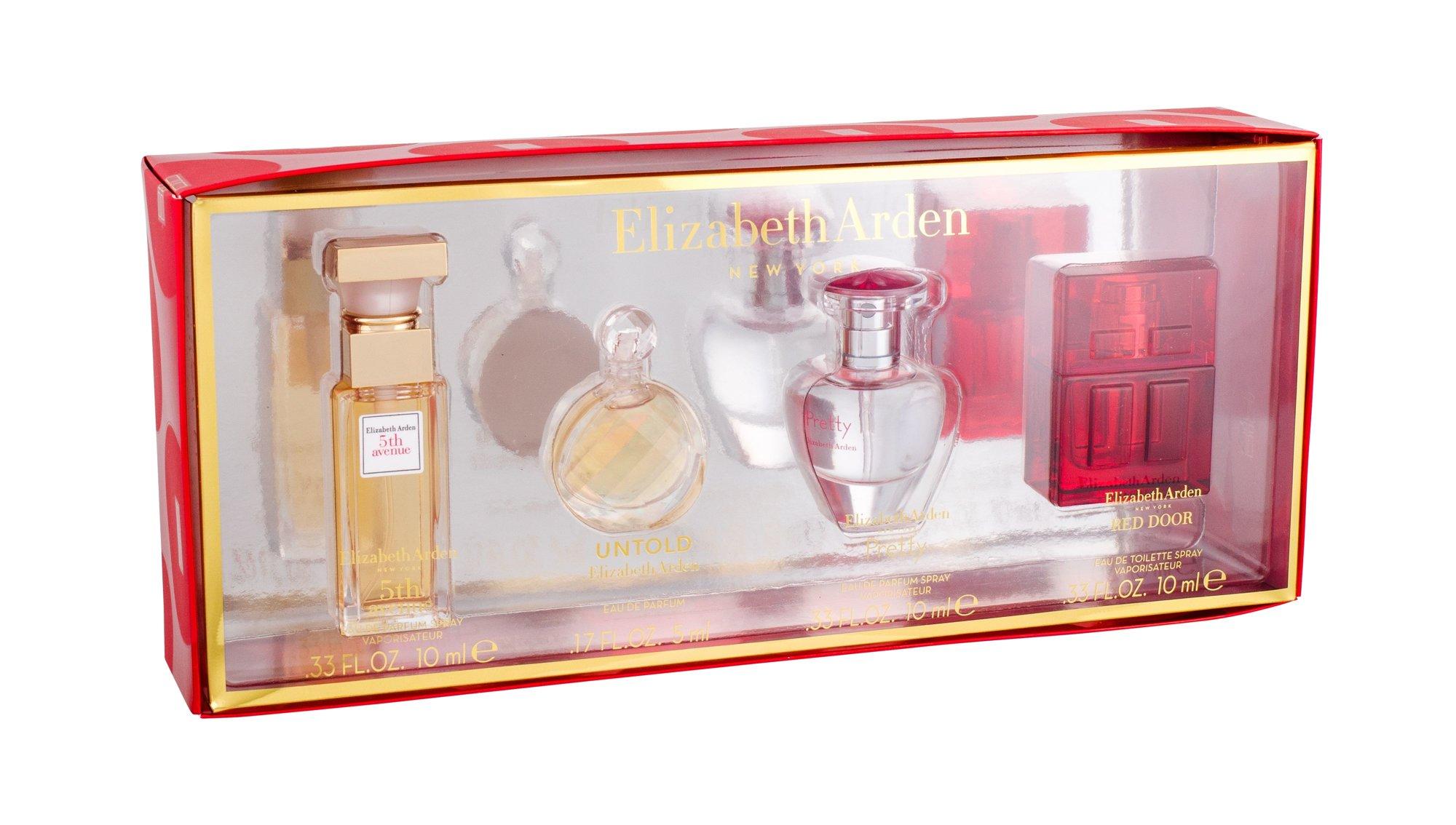 Elizabeth Arden Mini Set 4 Eau de Parfum 10ml