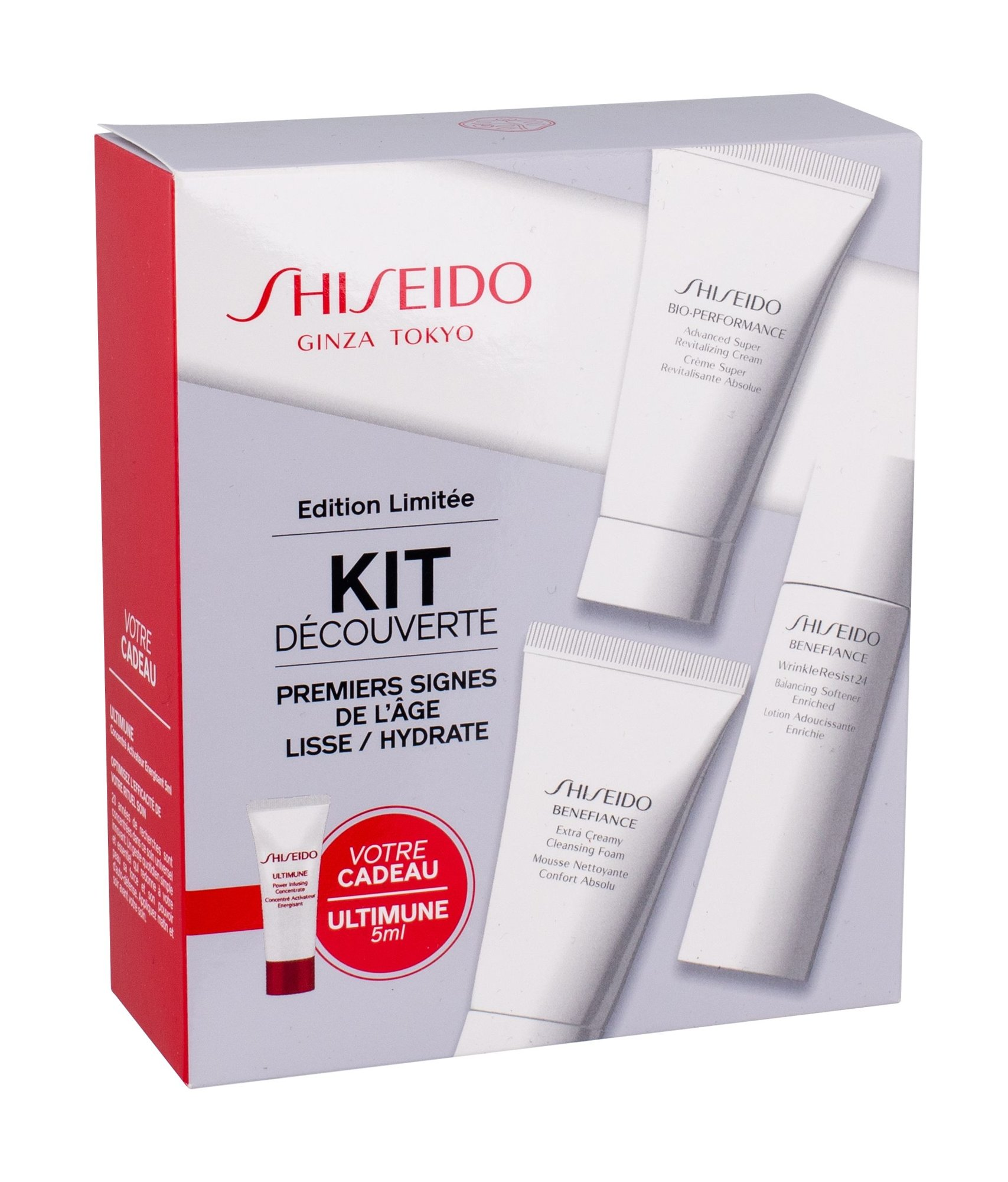Shiseido Benefiance Cosmetic 30ml