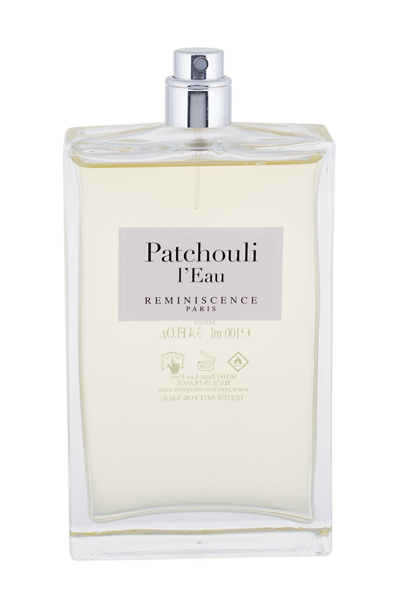 Reminiscence Eau de Patchouli EDT 100ml