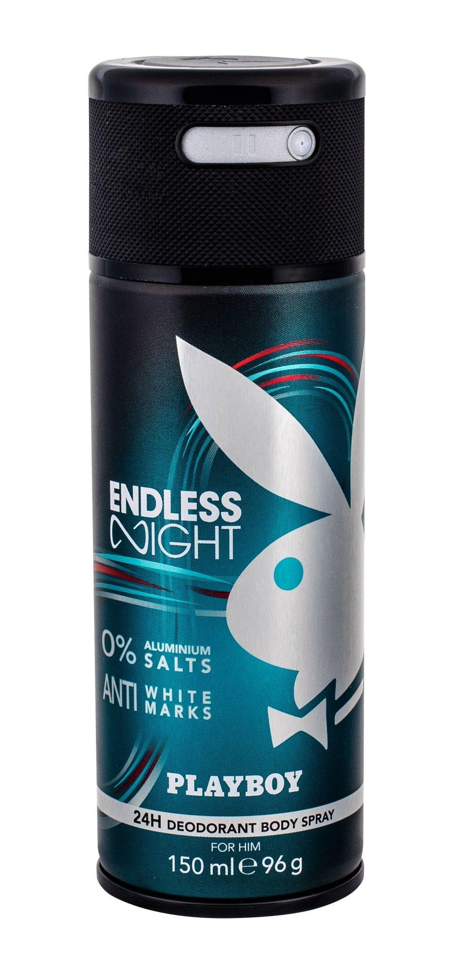 Playboy Endless Night Deodorant 150ml