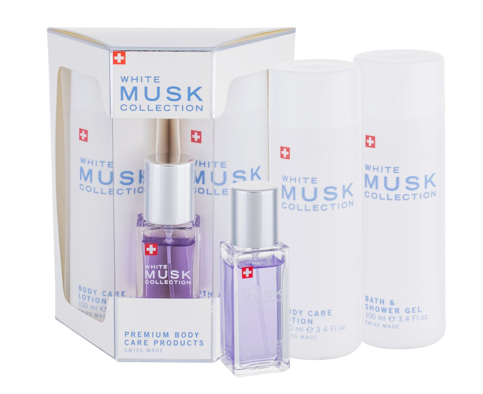 MUSK Collection White EDP 15ml