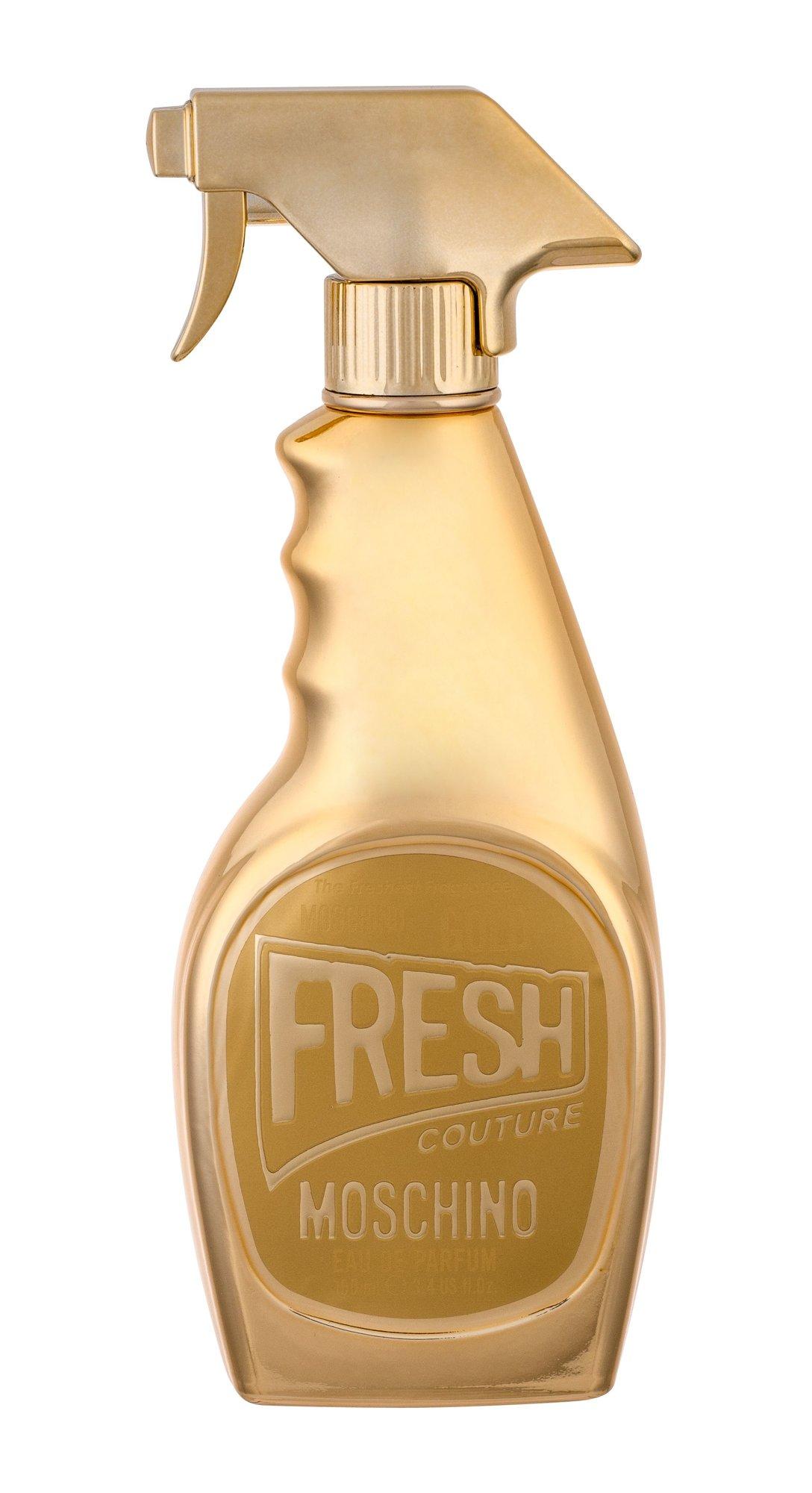 Moschino Fresh Gold Couture Eau de Toilette 100ml