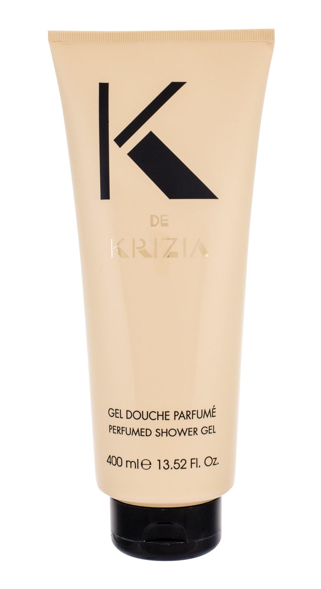 Krizia K Shower gel 400ml