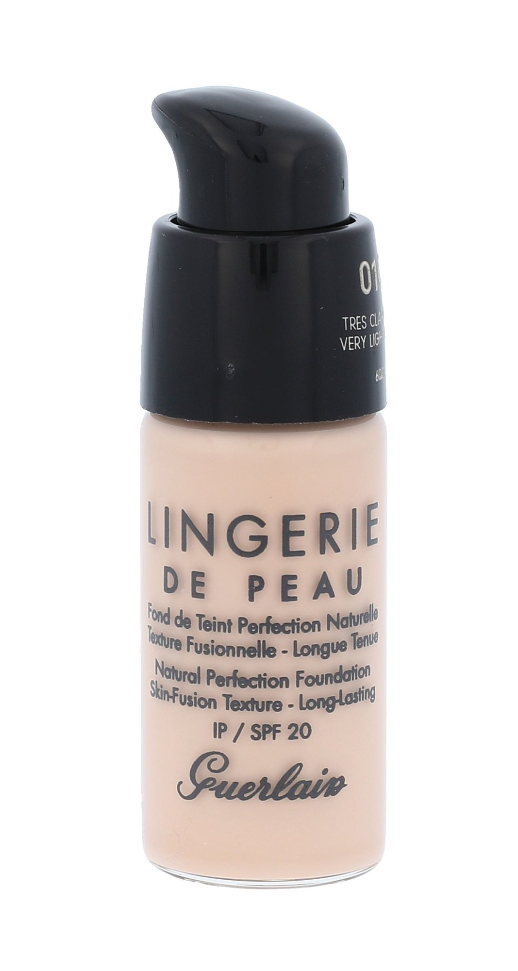 Guerlain Lingerie De Peau Cosmetic 15ml 01C Very Light Cool