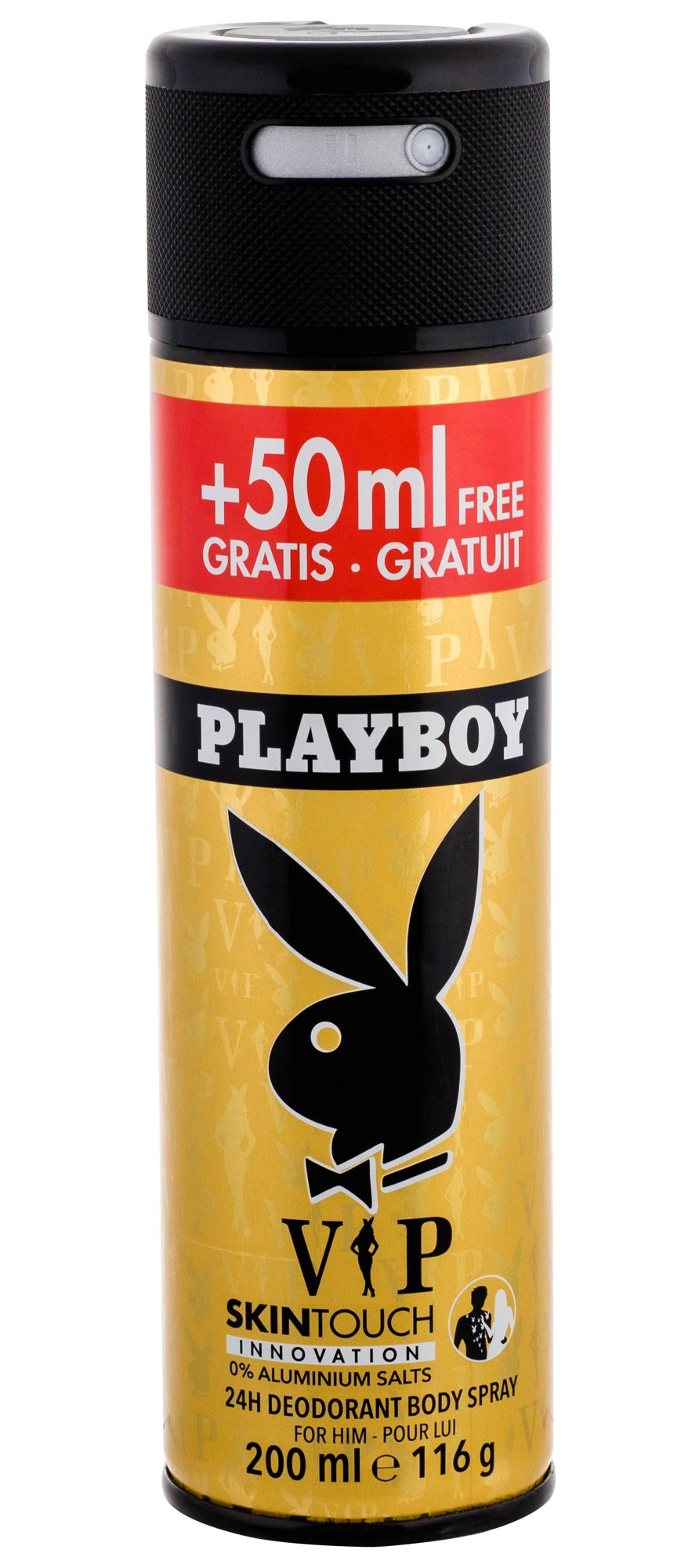 Playboy VIP For Him Deodorant 200ml