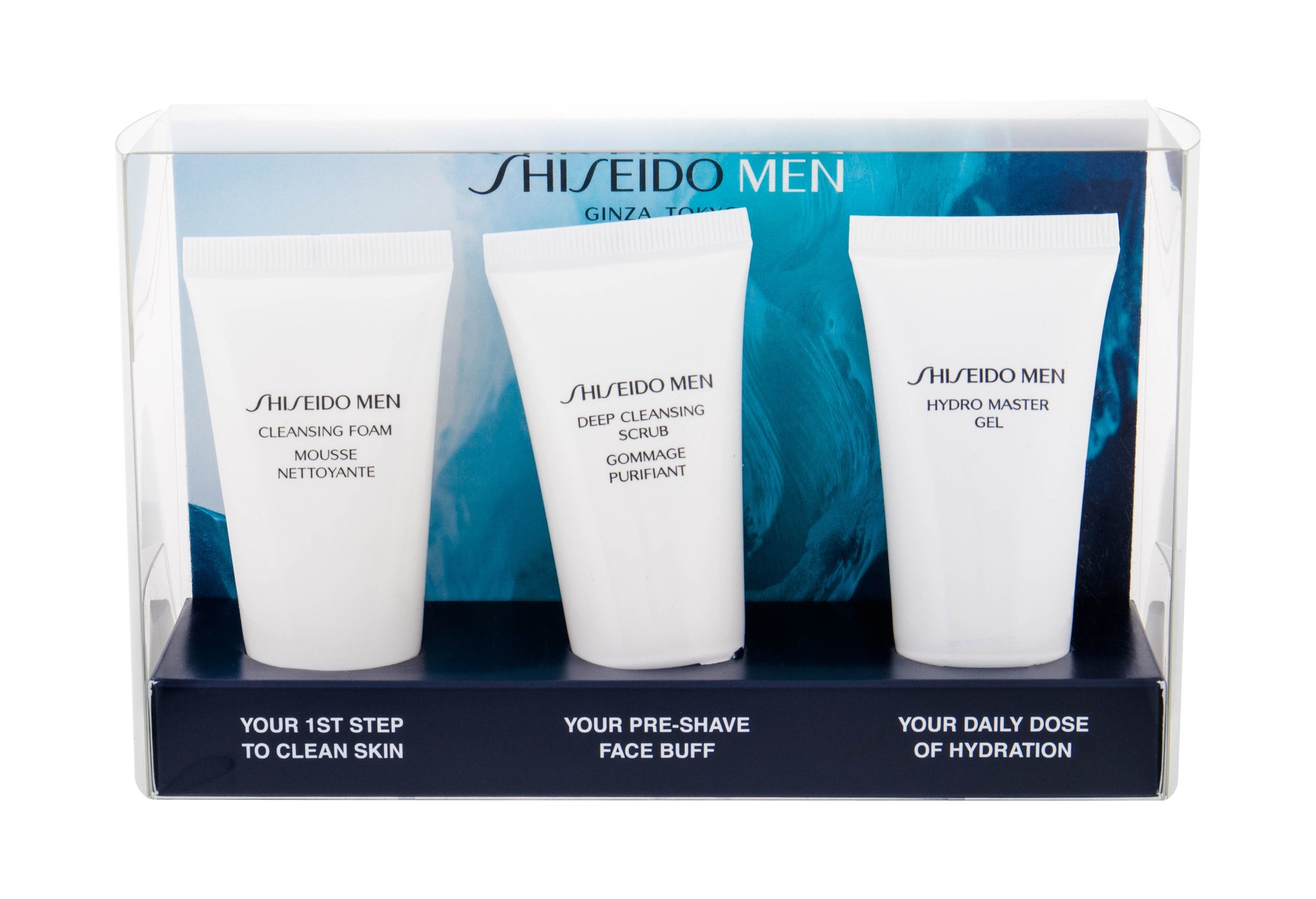 Shiseido MEN Cleansing Mousse 30ml