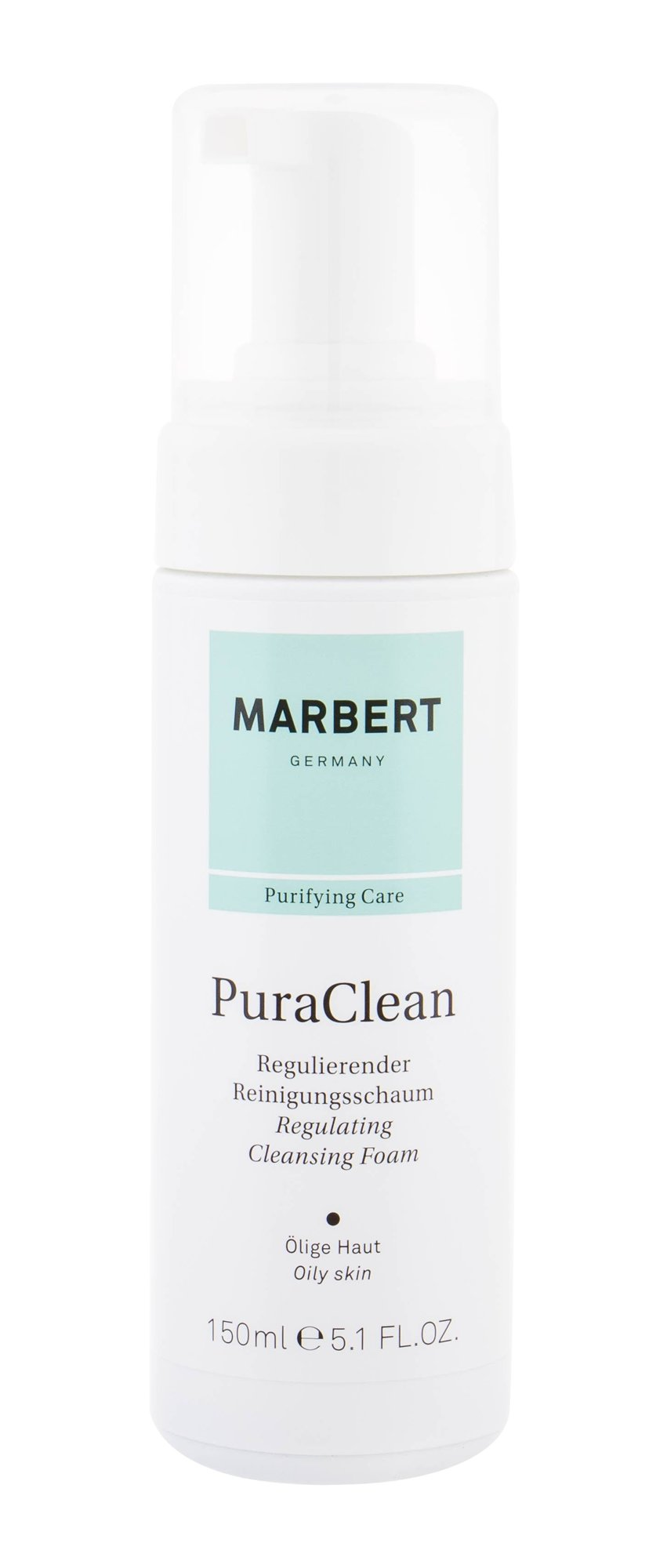 Marbert Purifying Care Cleansing Mousse 150ml