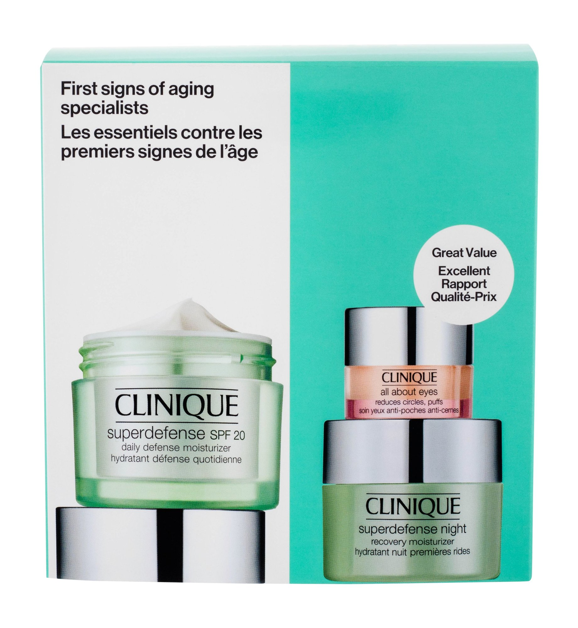 Clinique Superdefense Day Cream 50ml