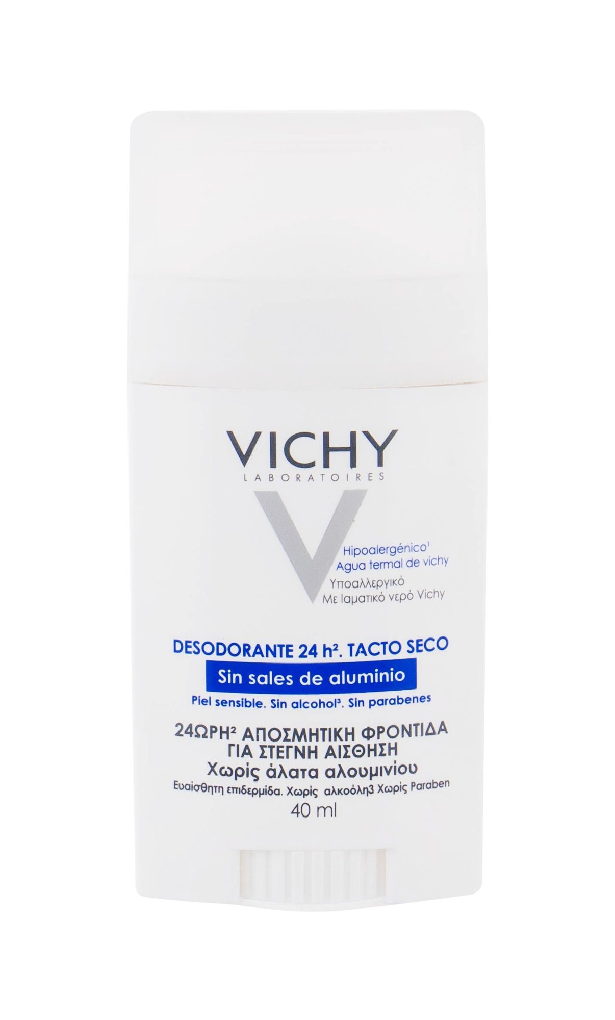 Pieštukinis dezodorantas Vichy Deodorant