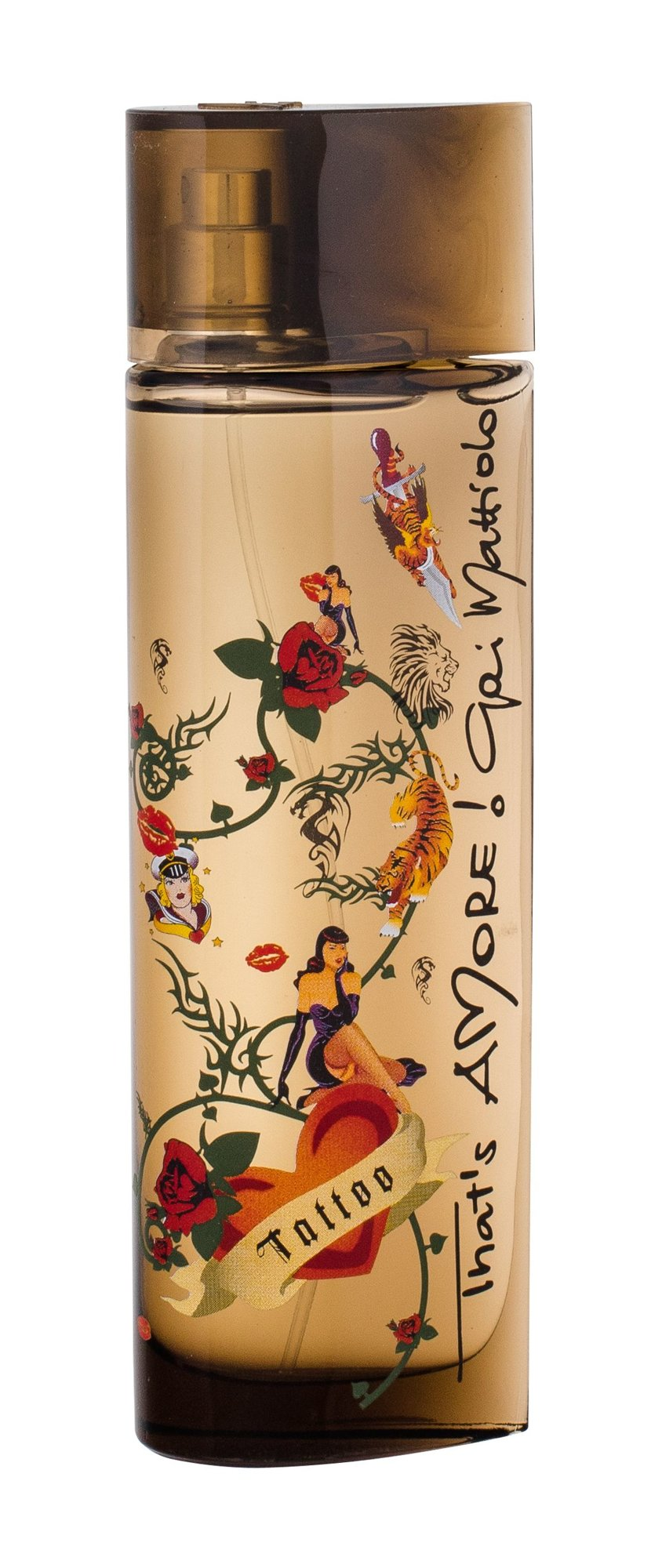 Gai Mattiolo That´s Amore! Tattoo Lui Eau de Toilette 75ml