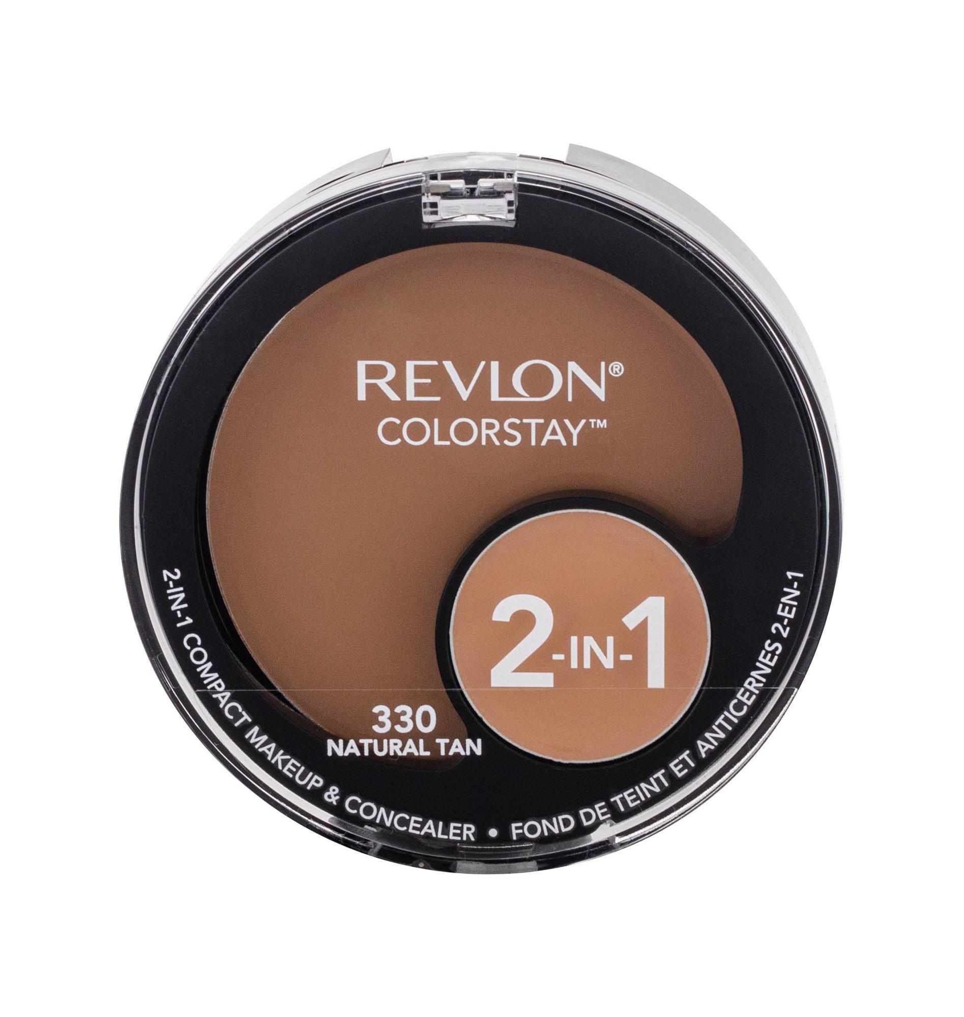 Revlon Colorstay Makeup 12,3ml 330 Natural Tan