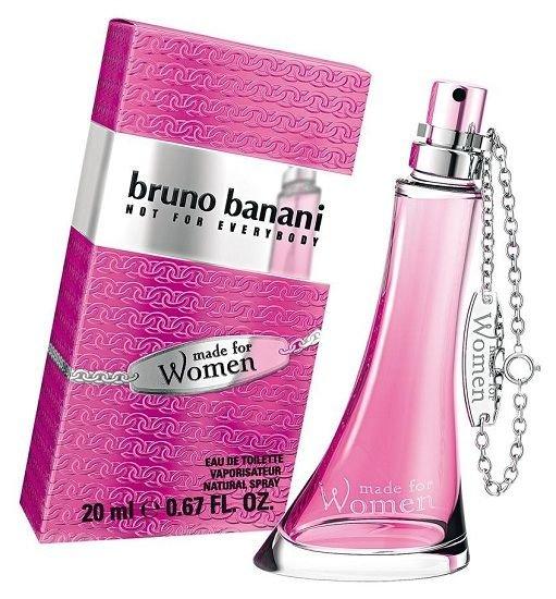 Bruno Banani Made For Women EDT 20ml