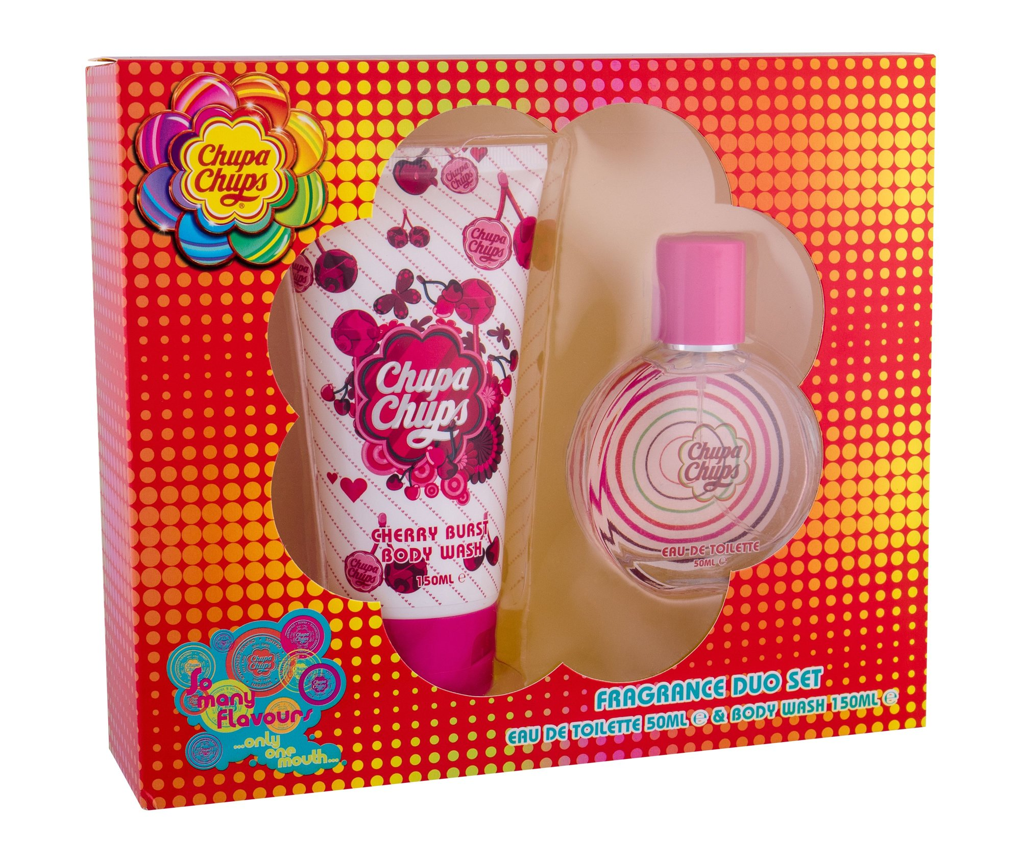 Chupa Chups Cherry Burst Eau de Toilette 50ml