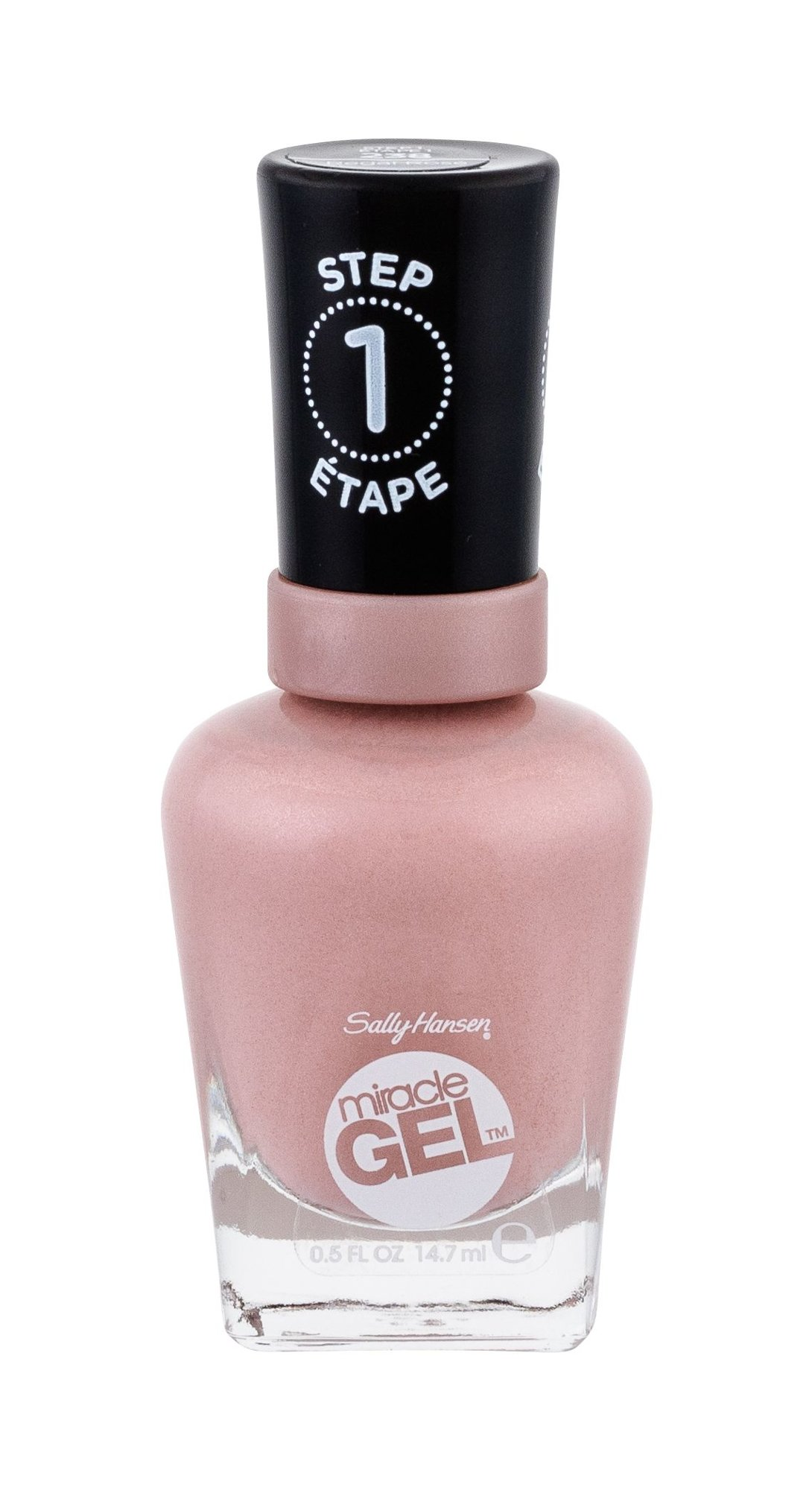 Sally Hansen Miracle Gel Nail Polish 14,7ml 238 Regal Rosé