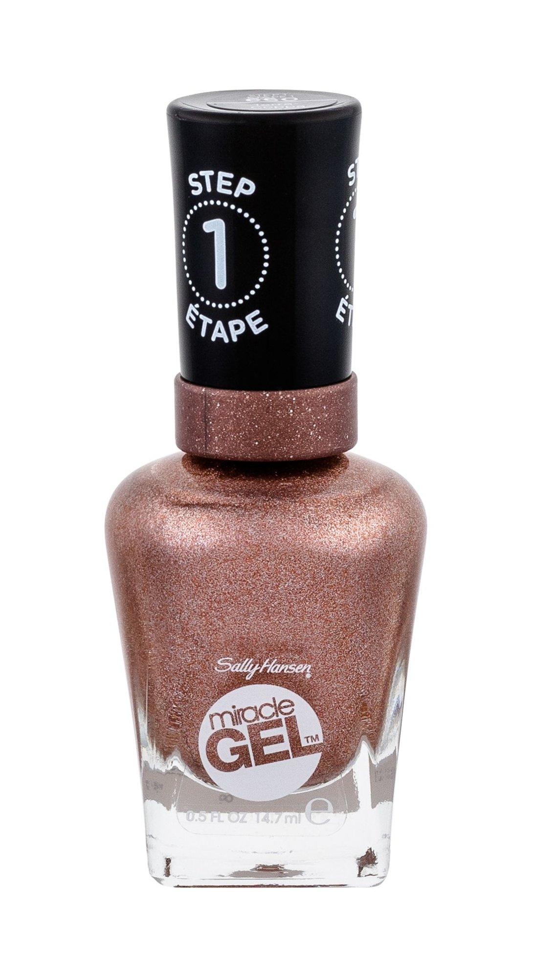 Sally Hansen Miracle Gel Nail Polish 14,7ml 660 Terra-Coppa
