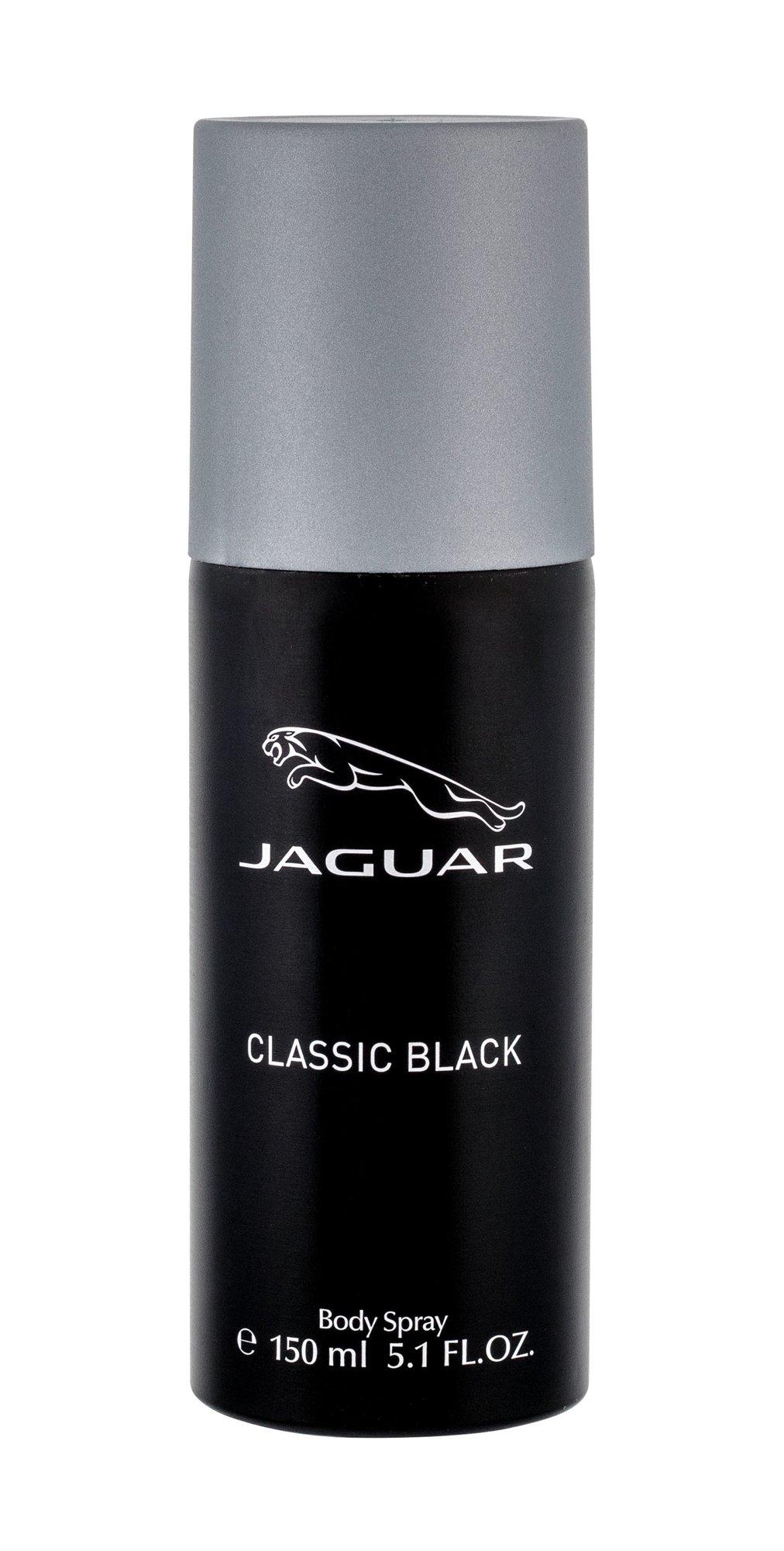 Jaguar Classic Black Deodorant 150ml