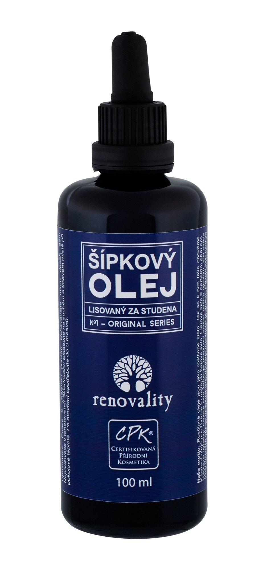 Renovality Original Series Body Oil 100ml  Rosehip Oil
