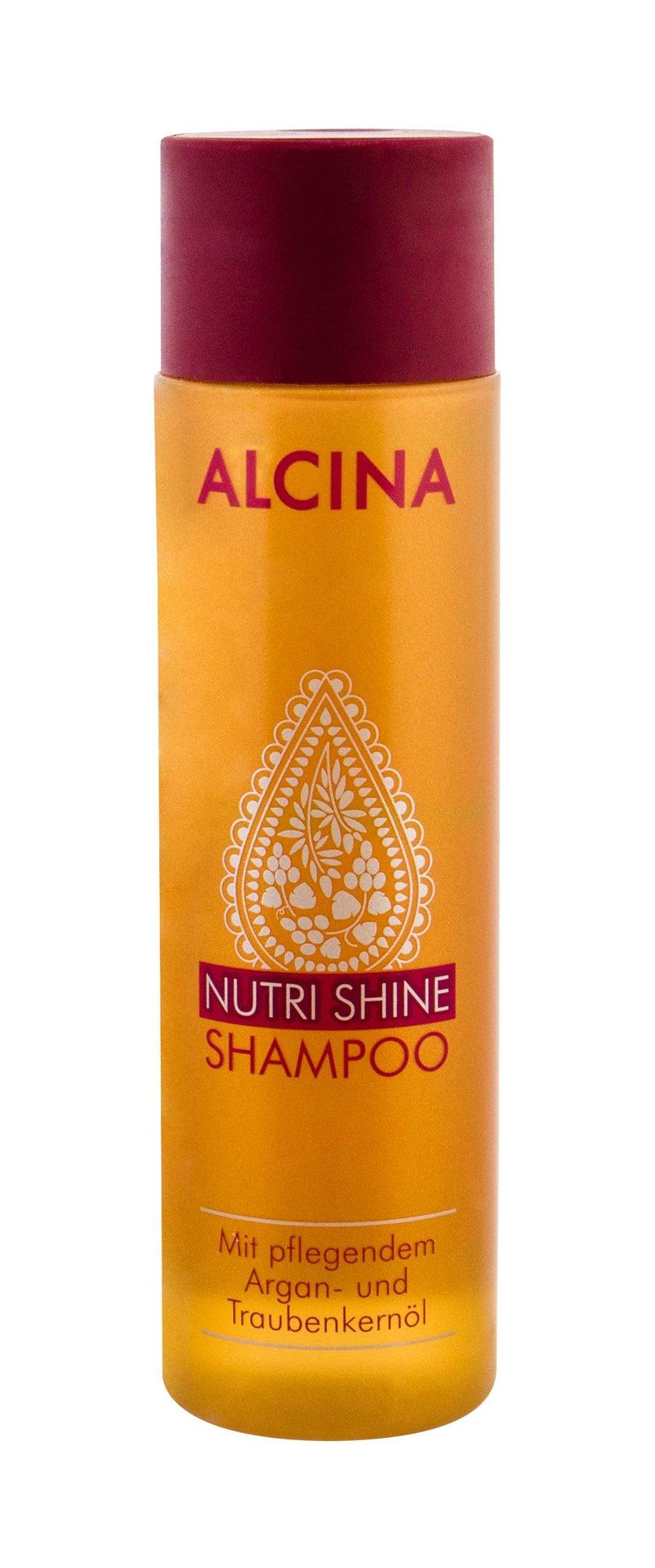 Šampūnas ALCINA Nutri Shine