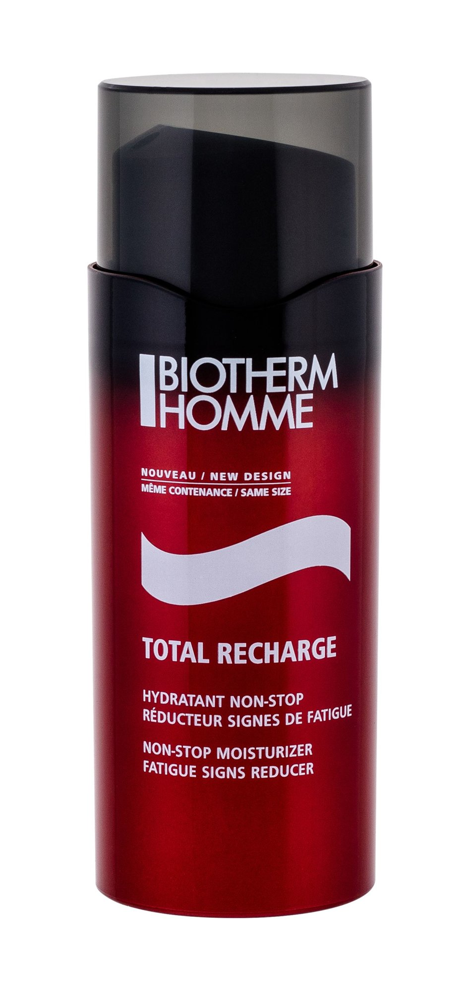 Biotherm Homme Total Recharge Day Cream 50ml  Non-stop Moisturizer