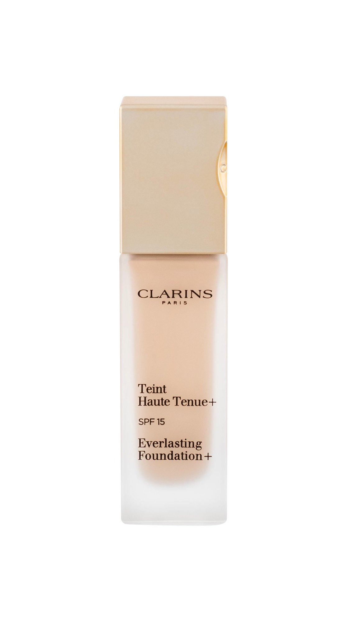 Clarins Everlasting Foundation+ Makeup 30ml 105 Nude