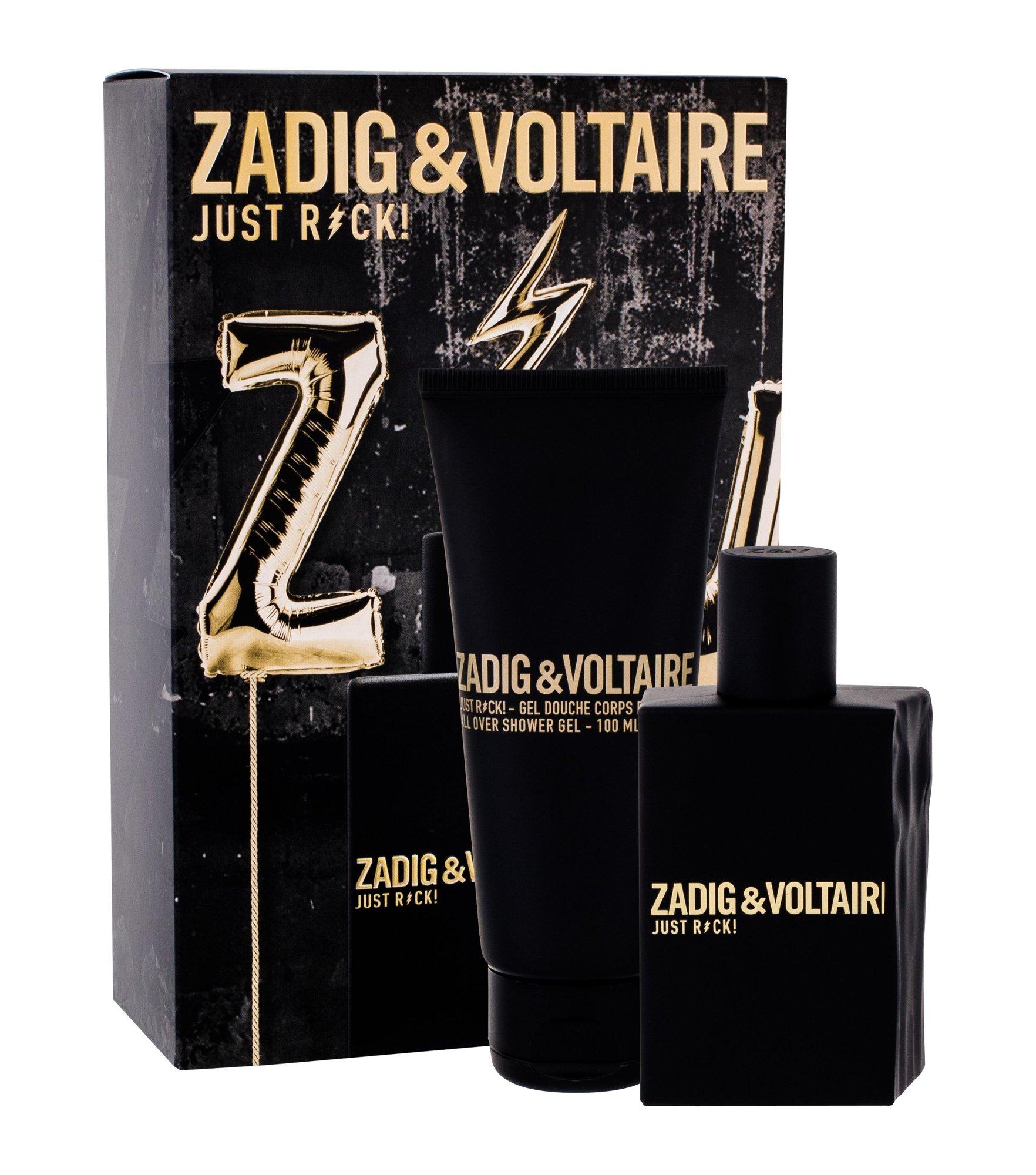Zadig & Voltaire Just Rock! Eau de Toilette 50ml