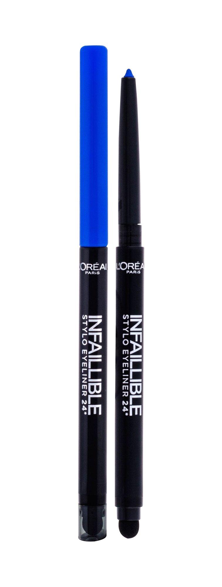 L´Oréal Paris Infallible Eye Pencil 0,28ml 314 Rebel Blue