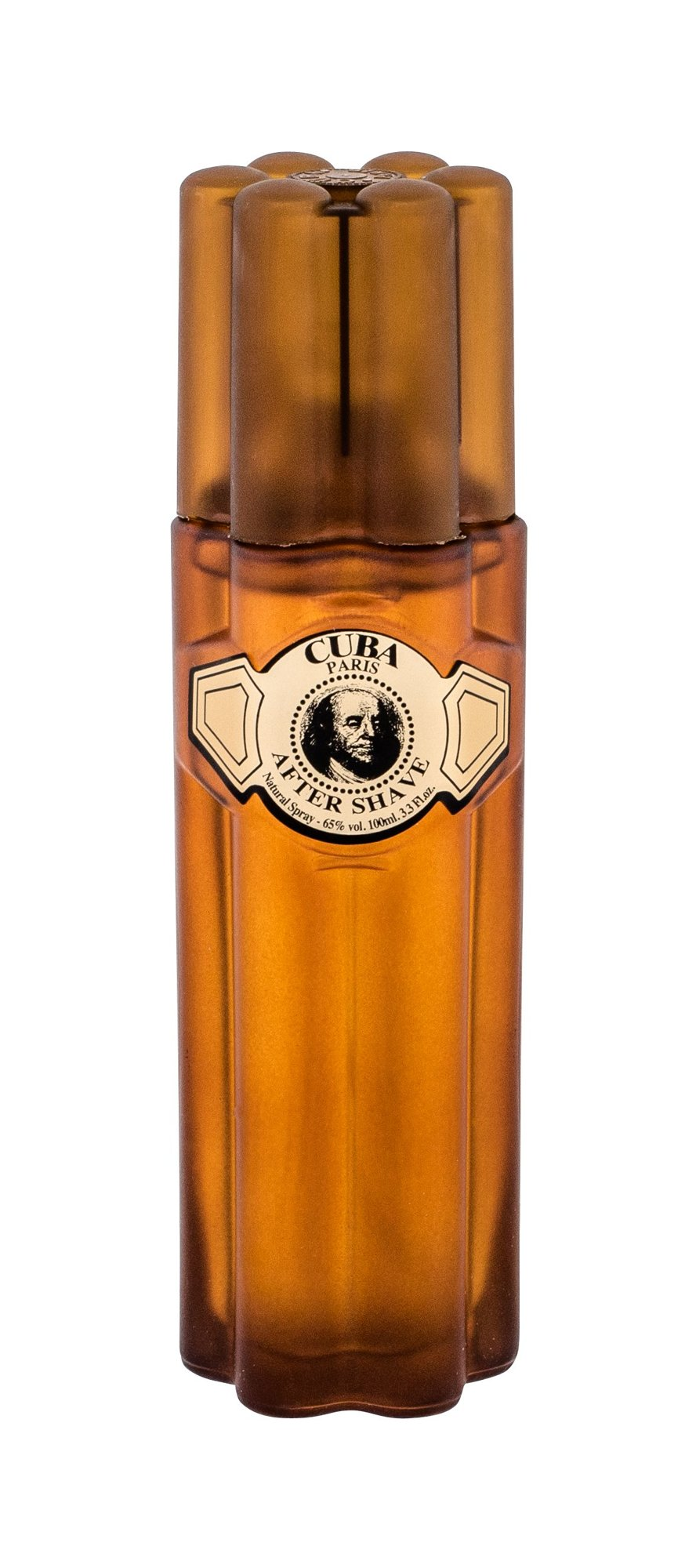 Cuba Gold Aftershave Water 100ml