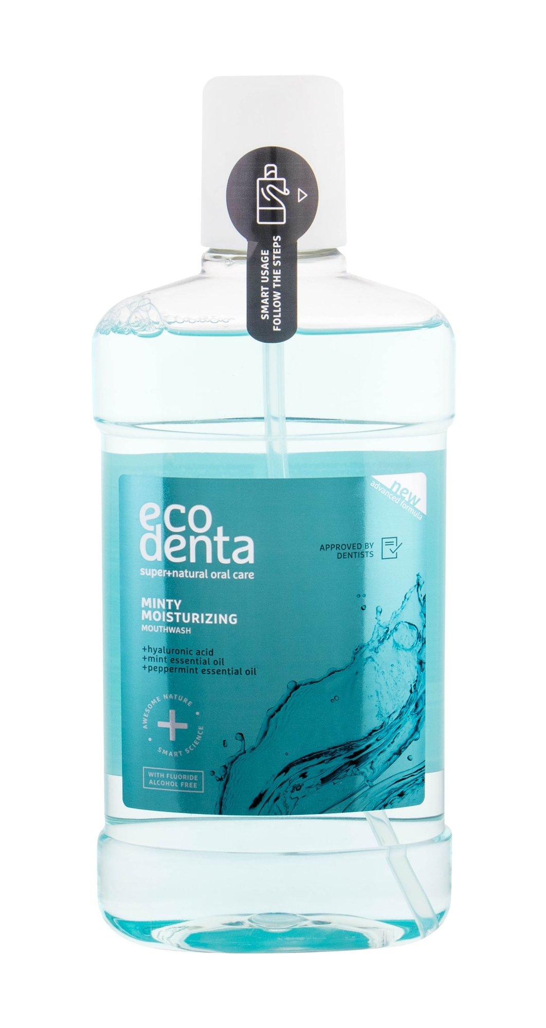 Ecodenta Mouthwash Mouthwash 500ml  Minty Moisturizing