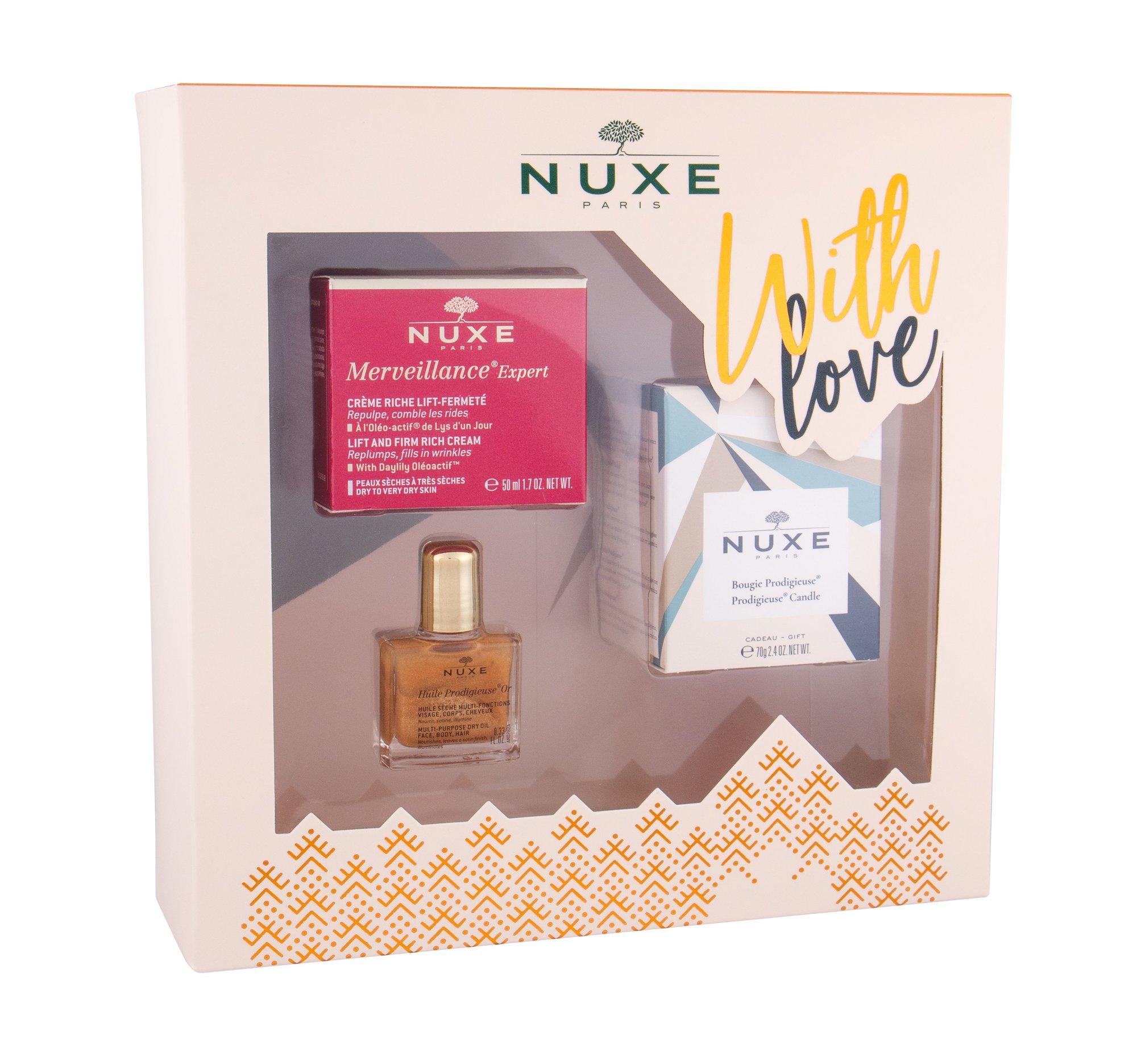 NUXE Merveillance Expert Day Cream 50ml  Lift And Firm