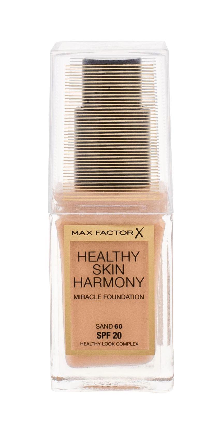 Max Factor Healthy Skin Harmony Makeup 30ml 60 Sand