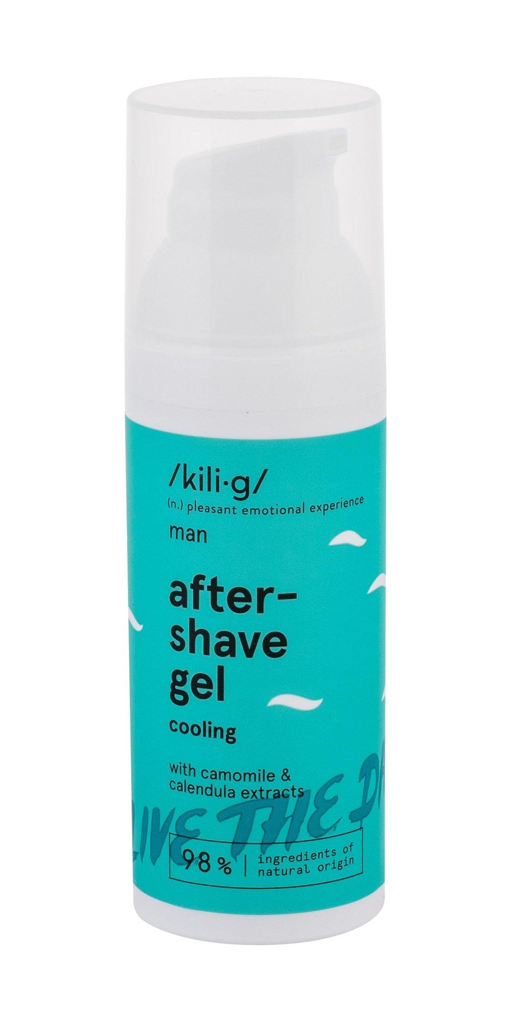 kili·g man Aftershave Balm 50ml