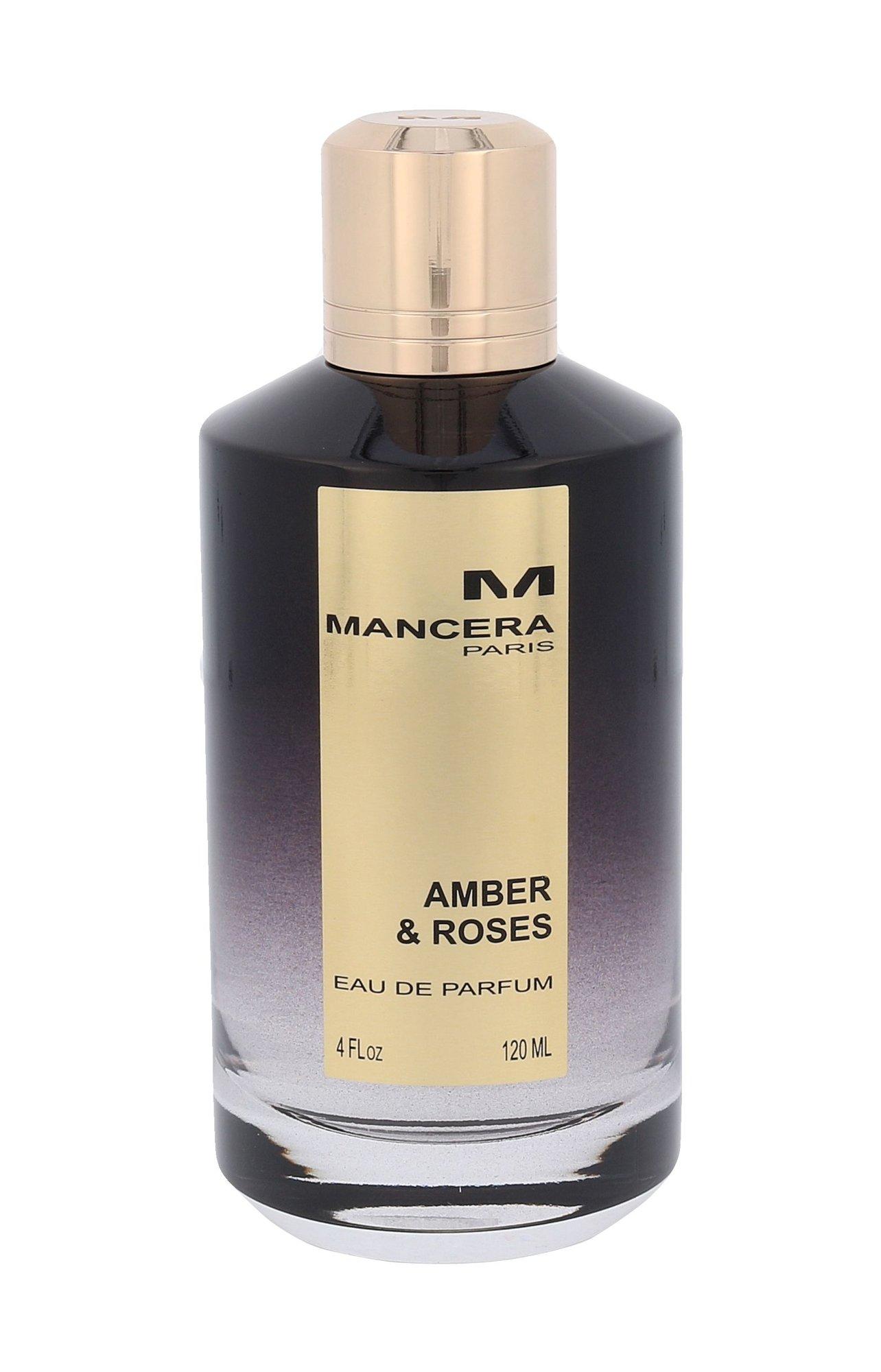 MANCERA Amber & Roses Eau de Parfum 120ml