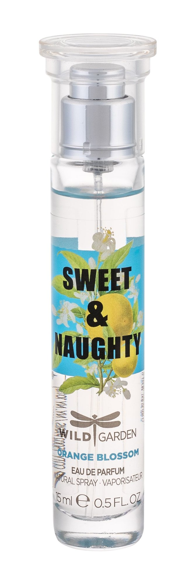Wild Garden Sweet & Naughty Eau de Parfum 15ml