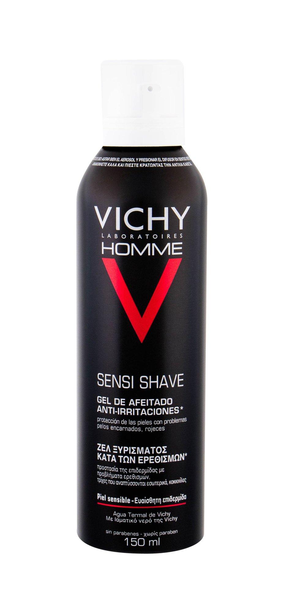 Vichy Homme Shaving Gel 200ml