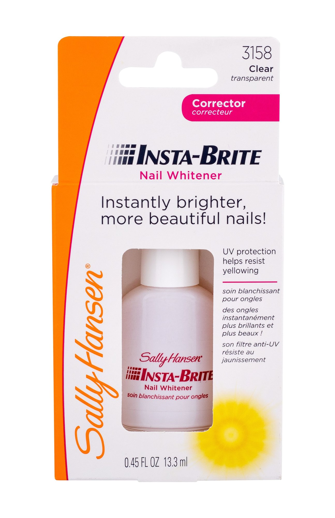 Sally Hansen Insta-Brite Nail Care 13,3ml