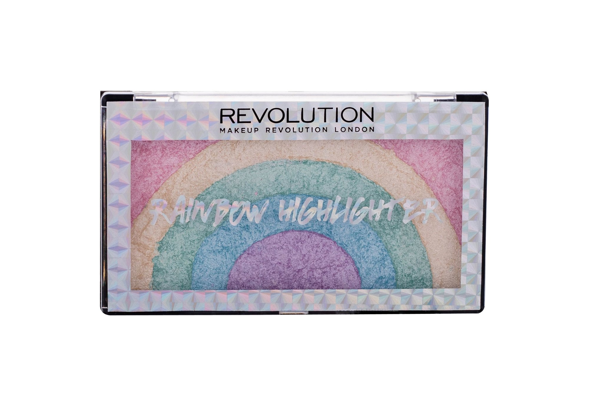 Makeup Revolution London Rainbow Highlighter Brightener 10ml