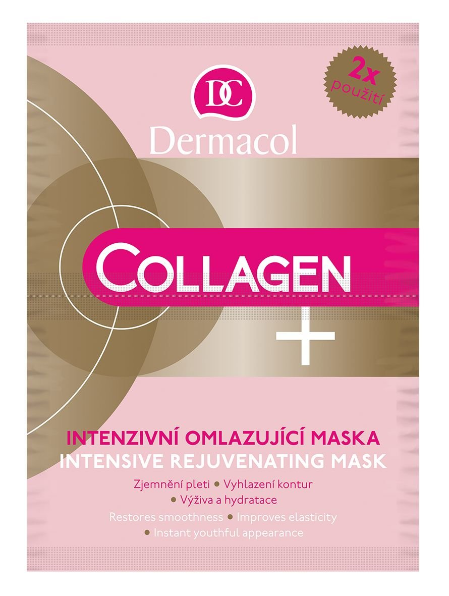 Dermacol Collagen+ Face Mask 2x8ml