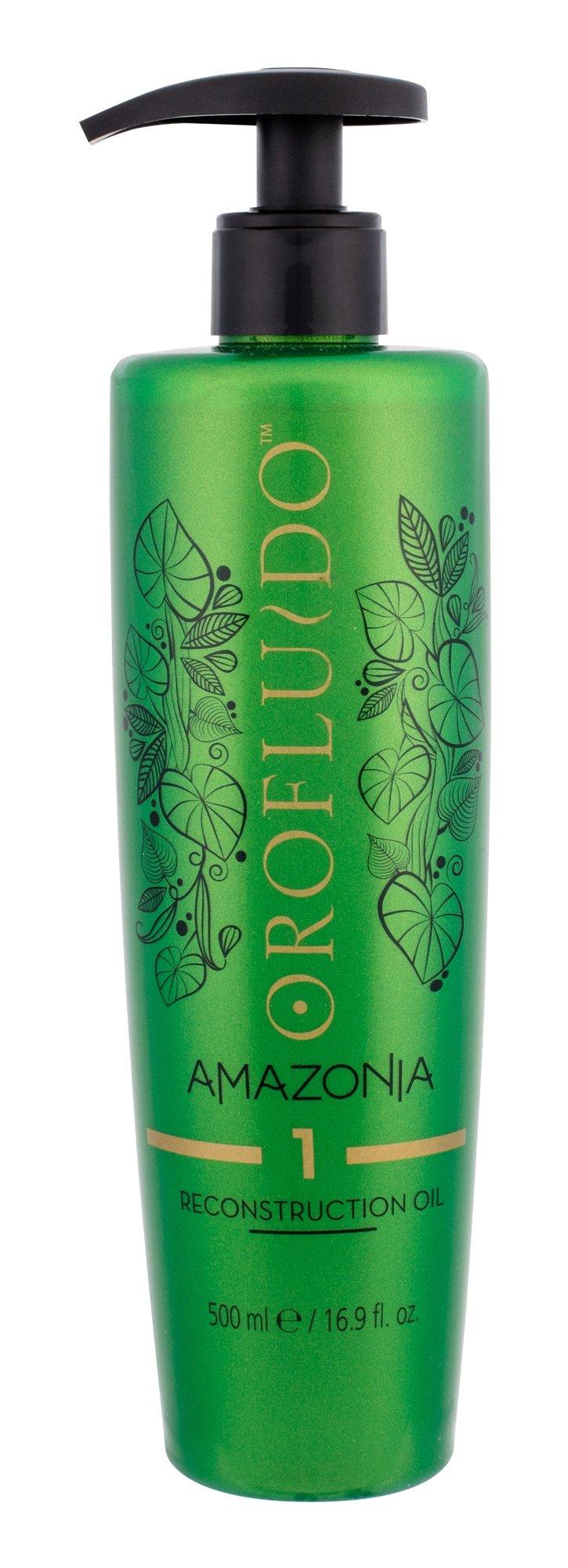 Orofluido Amazonia Hair Oils and Serum 500ml