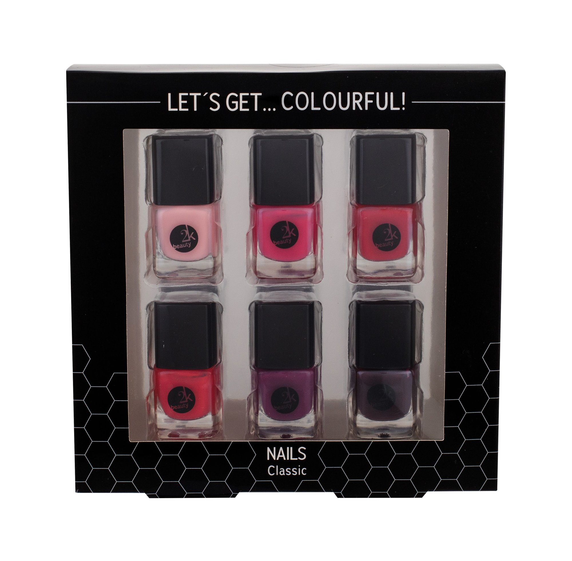 2K Let´s Get Nail Polish 5ml