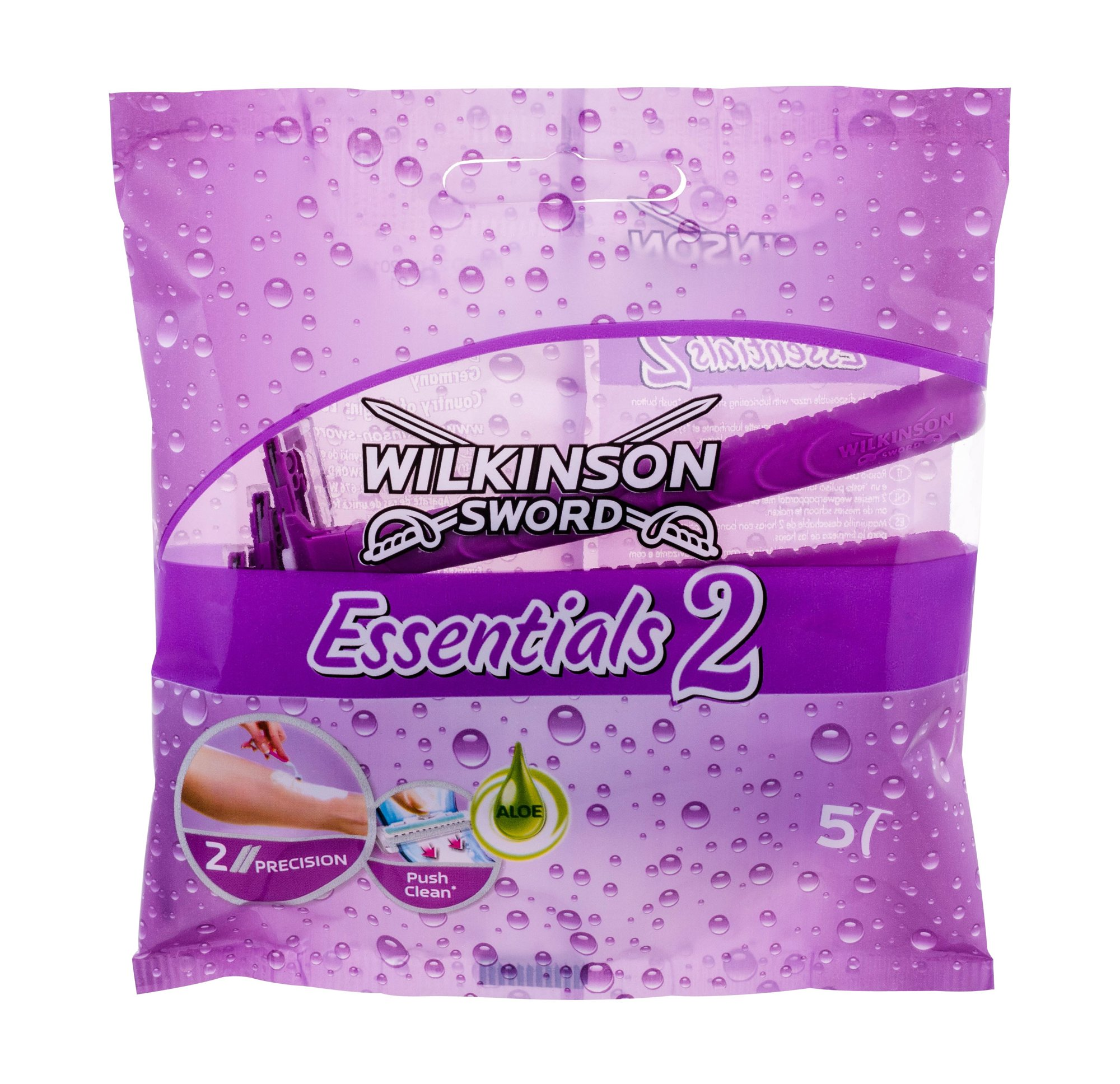 Wilkinson Sword Essentials 2 Razor 5ml