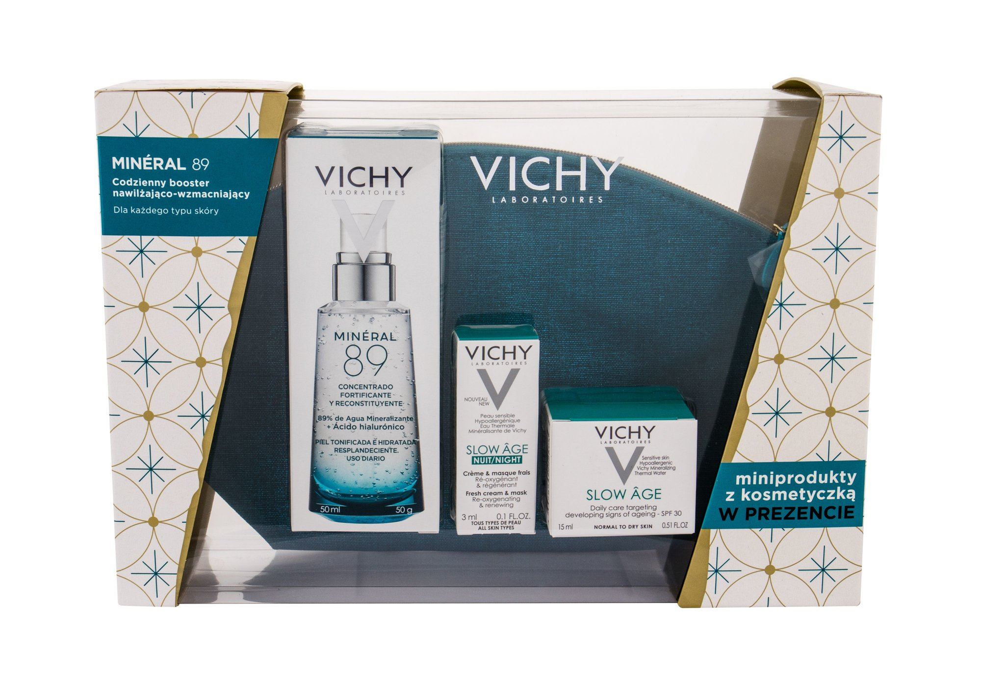 Vichy Minéral 89 Skin Serum 50ml