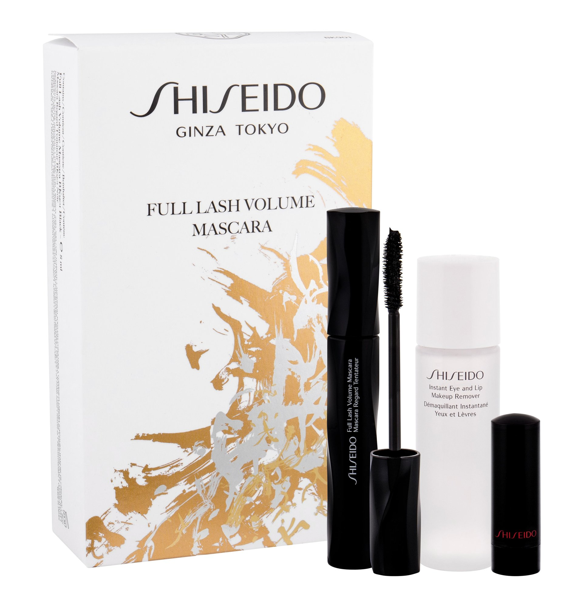 Shiseido Full Lash Mascara 8ml BK901 Black